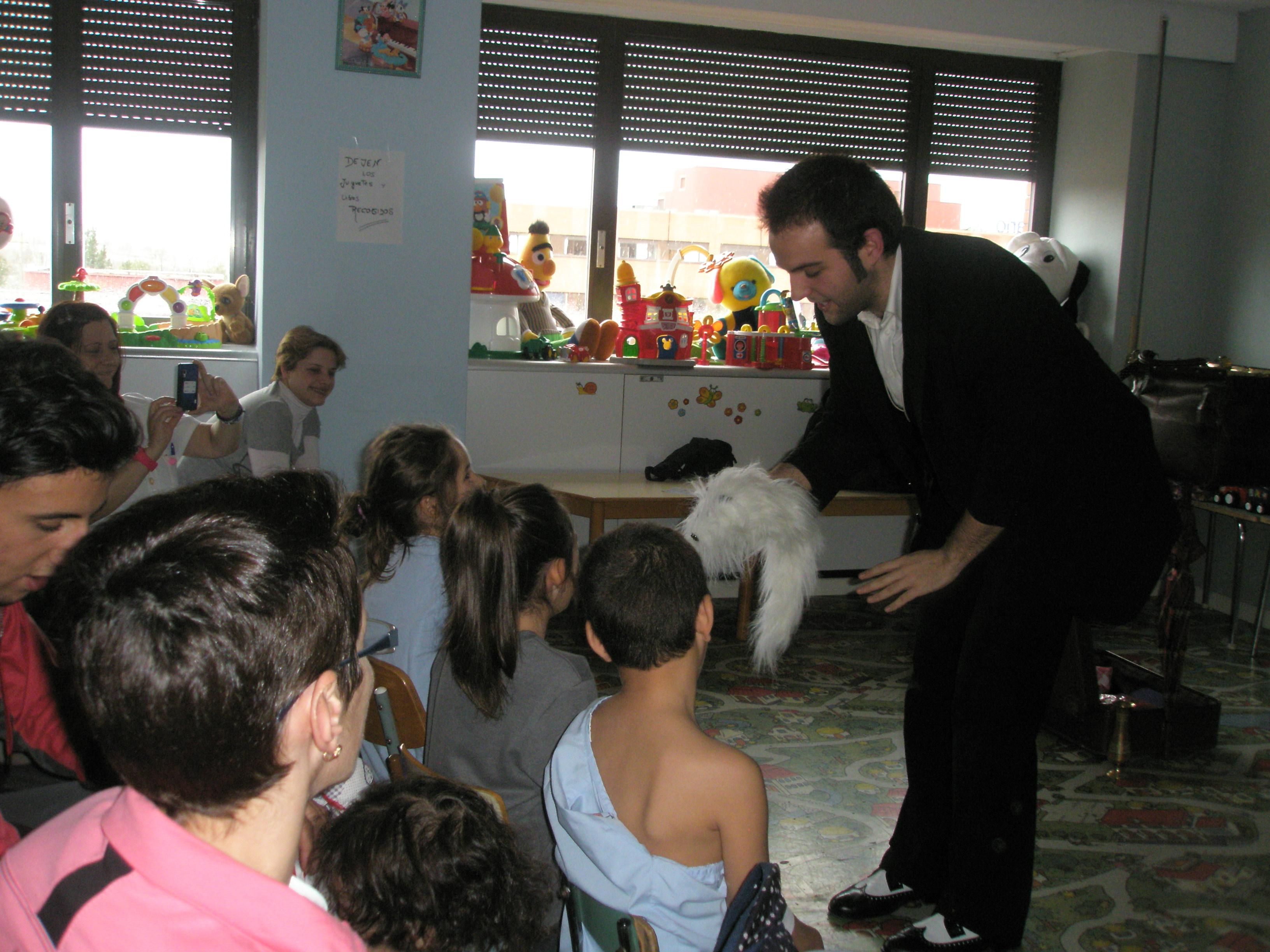 "Por arte de magia: Abracadabra en ""La Pecera"""